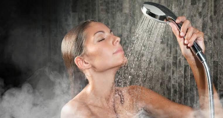 การอาบน้ำอุ่น