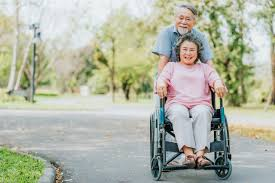 ดูแลสุขภาพร่างกายในผู้สูงอายุ