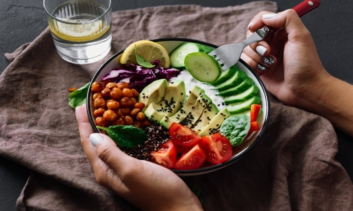 อาหารคลีน อาหารสุขภาพ