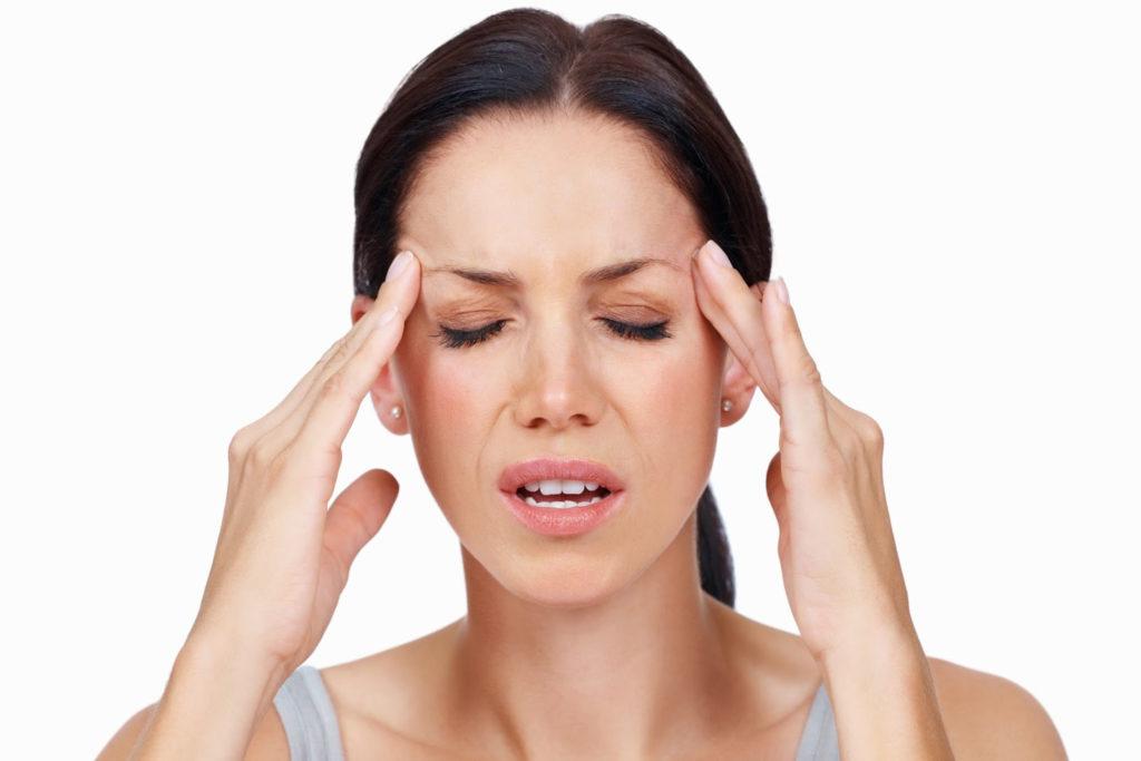 อาการปวดหัว1