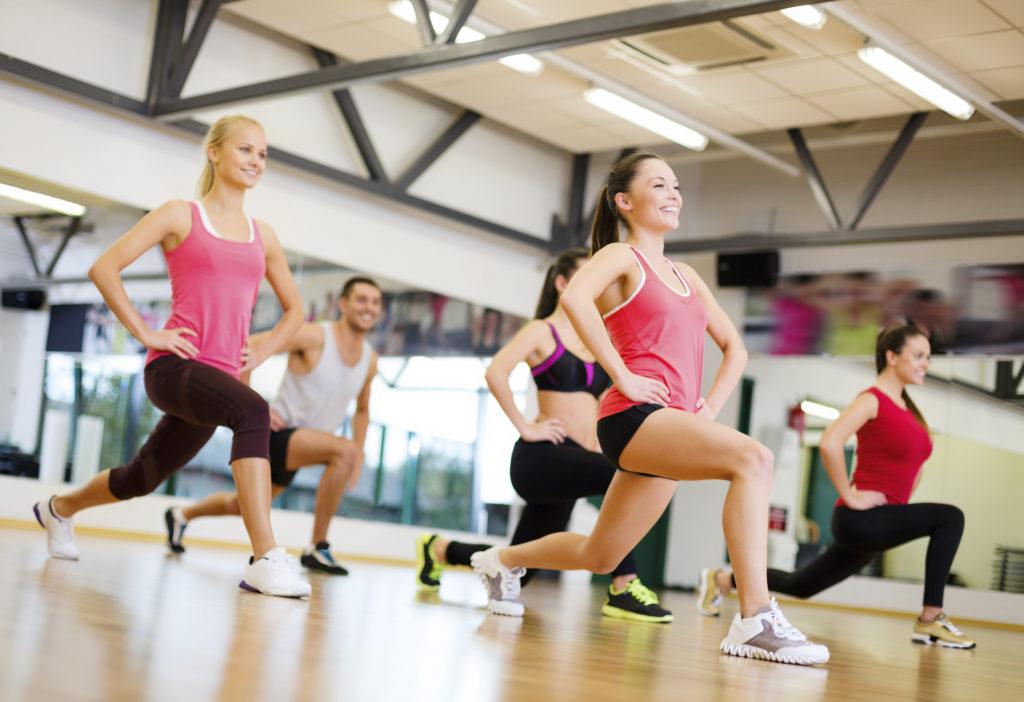 การออกกำลังกาย เพื่อสุขภาพ
