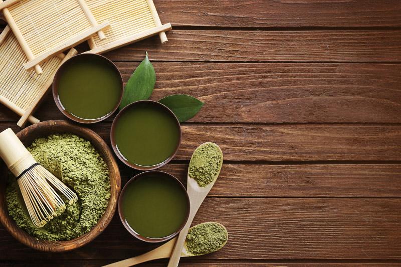 ประโยชน์ของชาเขียวมัทฉะช่วยในเรื่องของความผ่อนคลาย