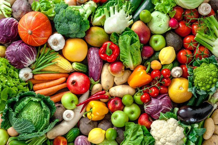 อาหารป้องกันโรคมะเร็ง