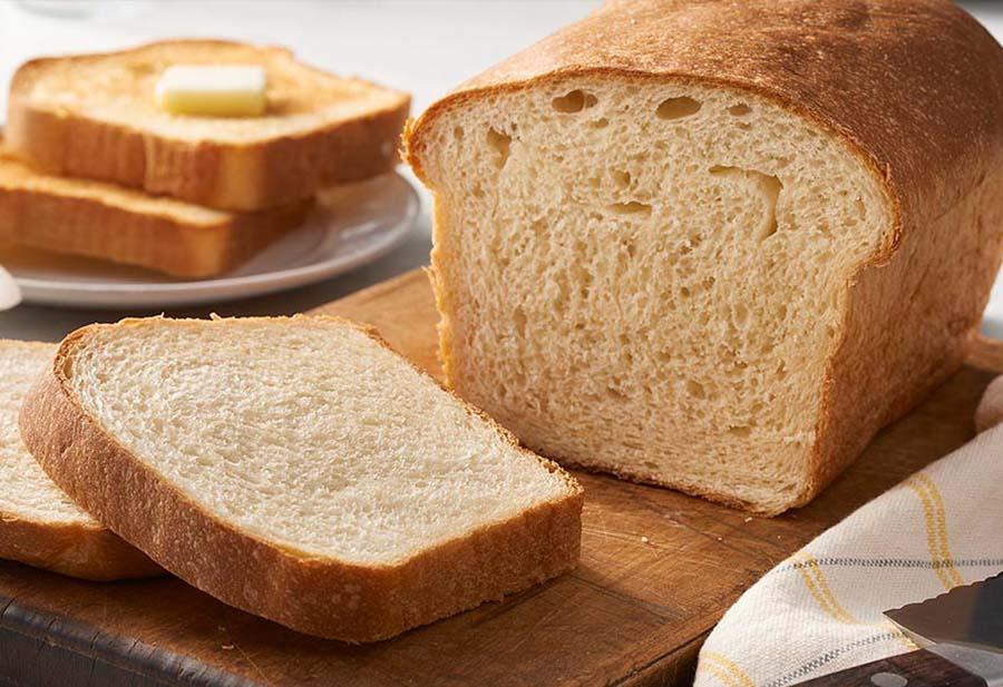 อาหารทำให้นอนหลับง่าย- ขนมปังขาว