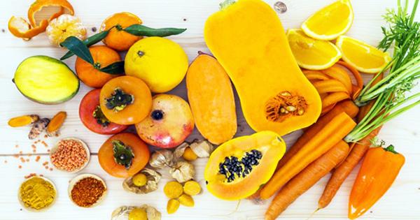 9 อาหารบำรุงสมองผักสีแดง สีเขียว และสีส้ม