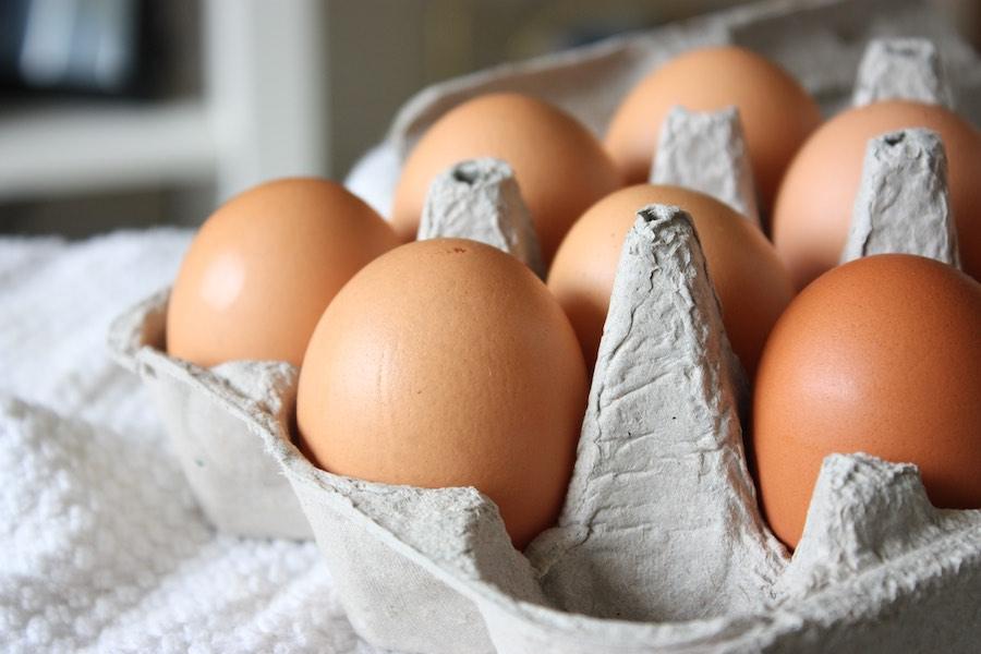9 อาหารบำรุงสมอง-ไข่
