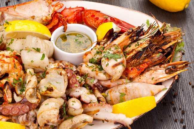 อาหารทะเล 1