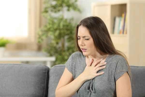 หายใจไม่อิ่ม หายใจไม่เต็มปอด-ทำอย่างไร เมื่อมีอาการข้างต้น