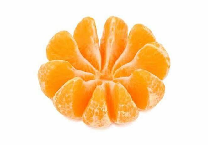 การรับประทาน ส้ม แบบแปรรูป