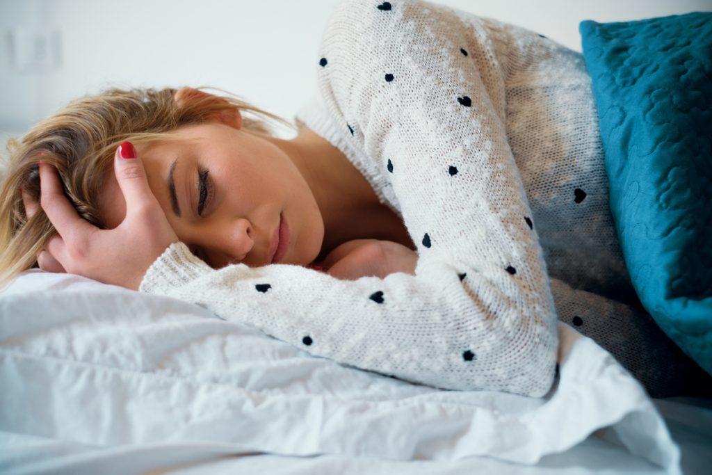 การนอนมากไป