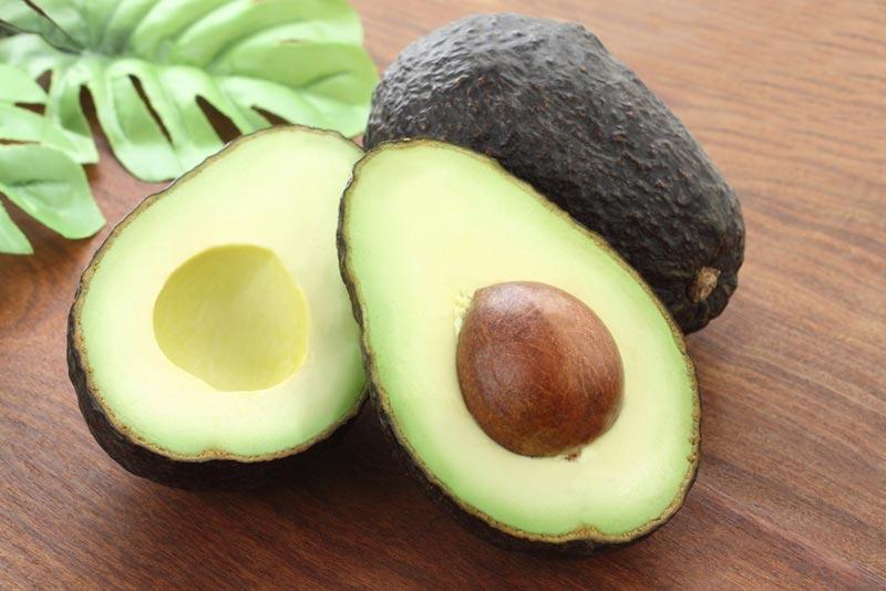 อะโวคาโด -อาหารช่วยลดความดันโลหิต