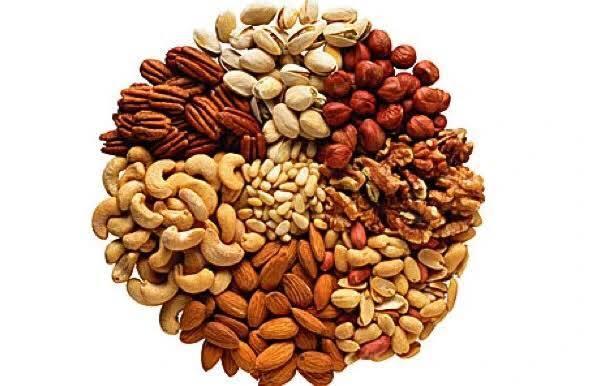 อาหารเพื่อสุขภาพ-ธัญพืชหรือถั่ว