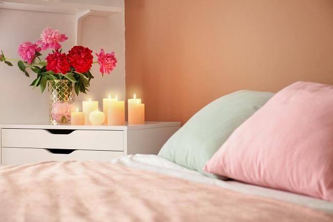 สิ่งที่ควรทำก่อนนอน เพิ่มความสุขภาพดี -เพิ่มกลิ่นในห้องนอน