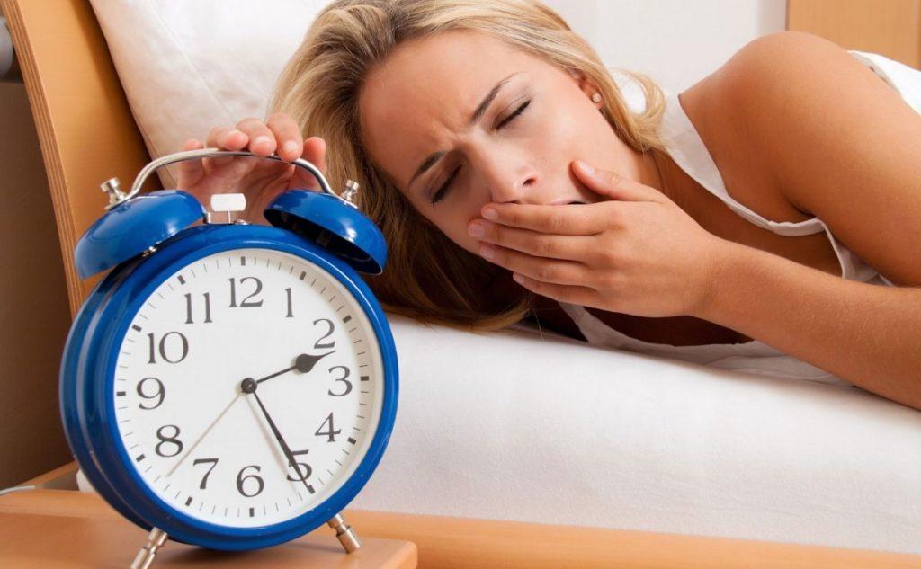 การนอนพักผ่อนที่เพียงพอ